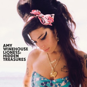Amy Winehouse, LIONESS HIDDEN TREASURES, Album Cover