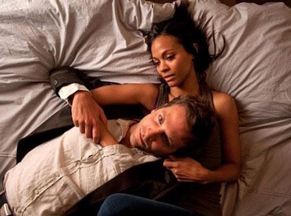 The Words, Bradley Cooper, Zoe Saldana