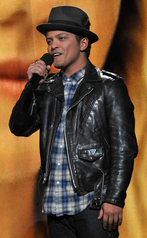 Bruno Mars, Grammy Nominations Concert