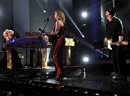 Lady Gaga, Sugarland, Grammy Nominations Concert