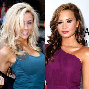 Demi Lovato, Courtney Stodden