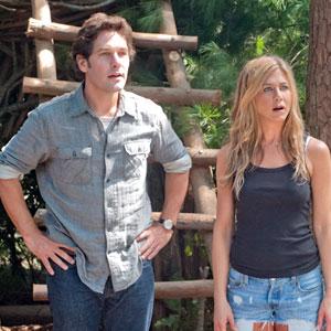 Paul Rudd, Jennifer Aniston, Wanderlust