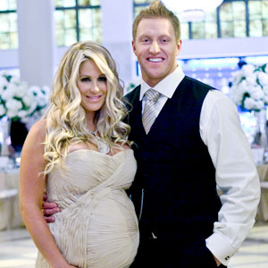THE REAL HOUSEWIVES OF ATLANTA, Kim Zolciak, Kroy Biermann