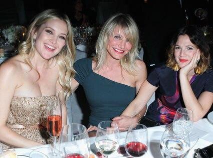 Kate Hudson, Cameron Diaz, Drew Barrymore