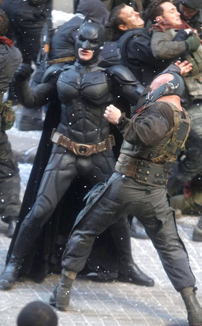 Christian Bale, Tom Hardy