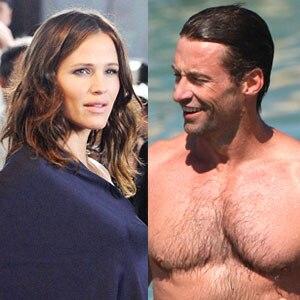 Jennifer Garner, Hugh Jackman