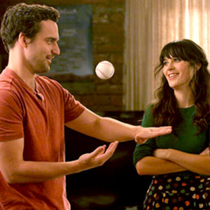 New Girl photo, Zooey Deschanel, Jake Johnson