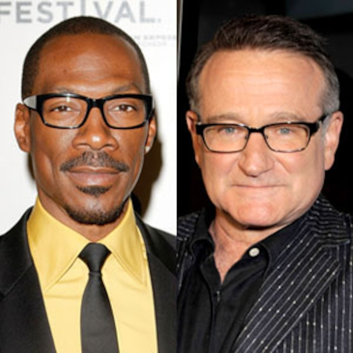 Eddie Murphy, Robin WIlliams