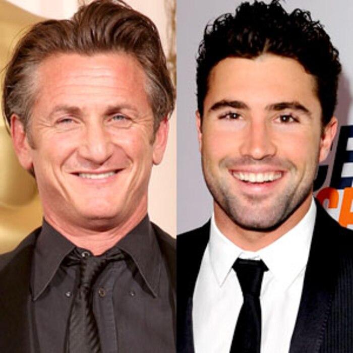 Sean Penn, Brody Jenner