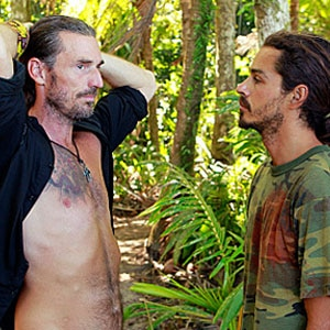 Benjamin Coach Wade, Ozzy Lusth, Survivor South Pacific