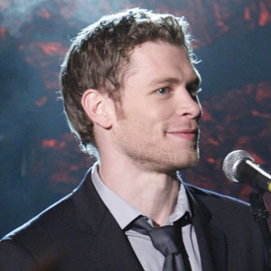 Joseph Morgan, The Vampire Diaries