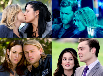 TVs Top Couples