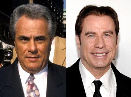 John Gotti, John Travolta
