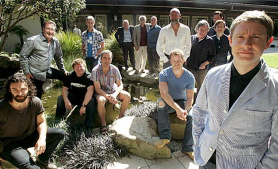 Hobbit Cast