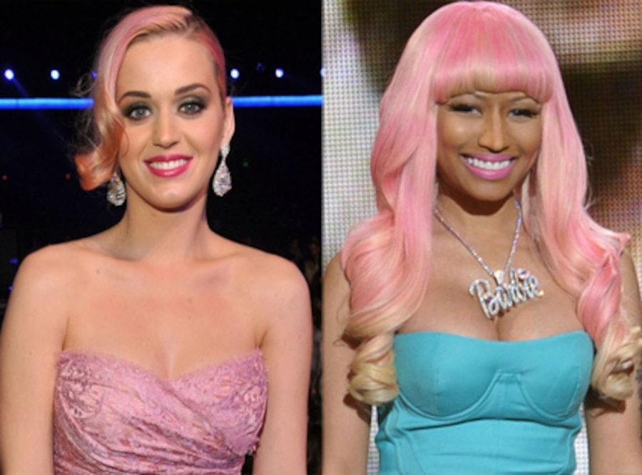 Katy Perry, Nicki Minaj