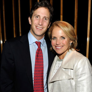 Brooks Perlin, Katie Couric
