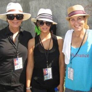 Kris Jenner, Kim Kardashian, Maria Bello, Patricia Arquette