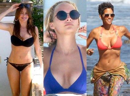 Sofia Vergara, HALLE BERRY, Nicole Richie