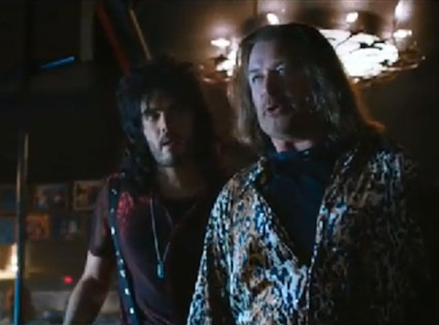 Rock of Ages, Alec Baldwin, Russell Brand