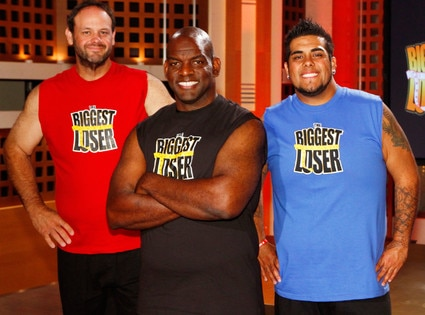 John Rhode, Antone Davis, Ramon Medeiros, The Biggest Loser