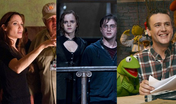 Harry Potter and Deathly Hallows Part 2, The Muppets, In the Land of Blood of Honey