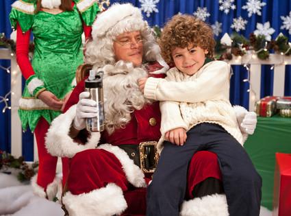 Matt Damon, Damon Claus