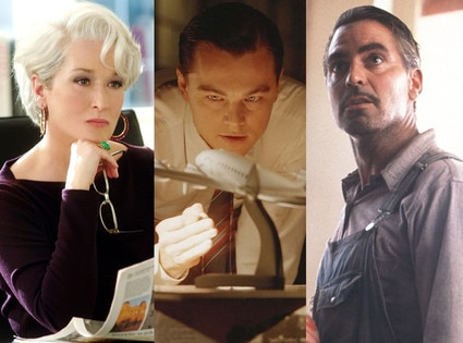 The Aviator, O Brother Where Art Thou, The Devil Wears Prada