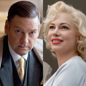 Kenneth Branagh, Michelle Williams, My Week with Marilyn
