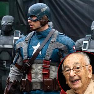 Joe Simon, Captain America