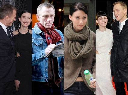 Rooney Mara, Daniel Craig