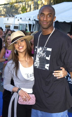 Kobe Bryant, Vanessa Bryant, 2003