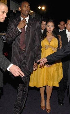 Kobe Bryant, Vanessa Bryant, 2006