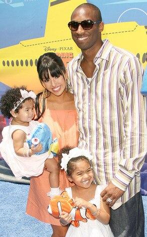 Vanessa Bryant, Kobe Bryant, 2007