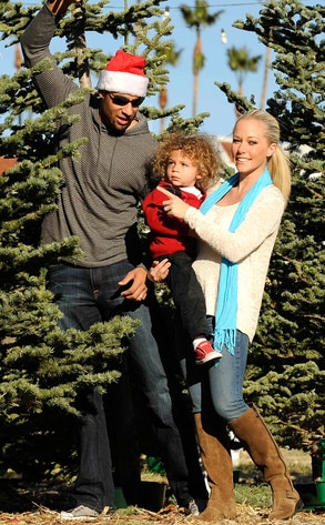 Kendra Wilkinson, Hank Baskett, Hank Baskett Jr