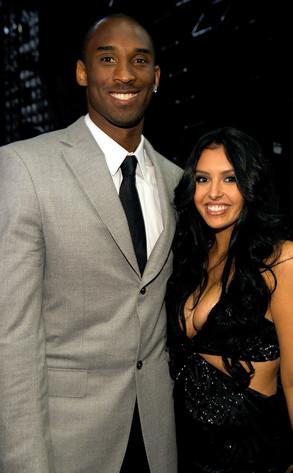 Kobe Bryant, Vanessa Bryant, 2009