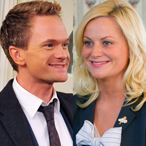 Neil Patrick Harris, How I Met,Amy Poehler, Parks and Rec