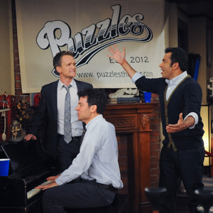 Neil Patrick Harris, Josh Radnor, How I Met Your Mother