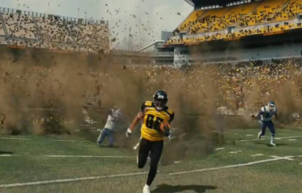 The Dark Knight Rises Screengrabs