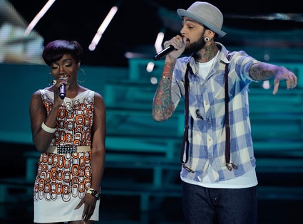 Estelle, Travie McCoy, VH1 Divas