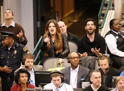 Khloe Kardashian, Rob Scheppy