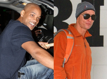 Will Smith, Matthew McConaughey