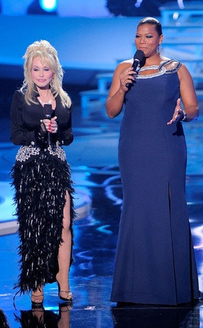 Dolly Parton, Queen Latifah