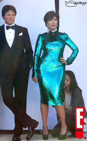Kris Jenner, Bruce Jenner