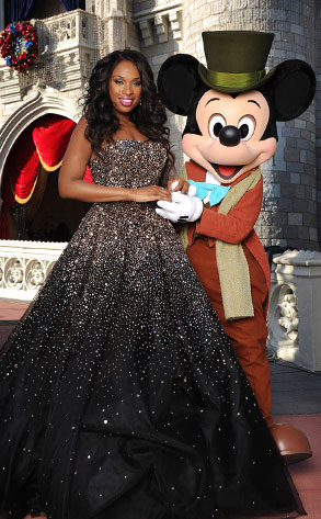 Jennifer Hudson, Mickey