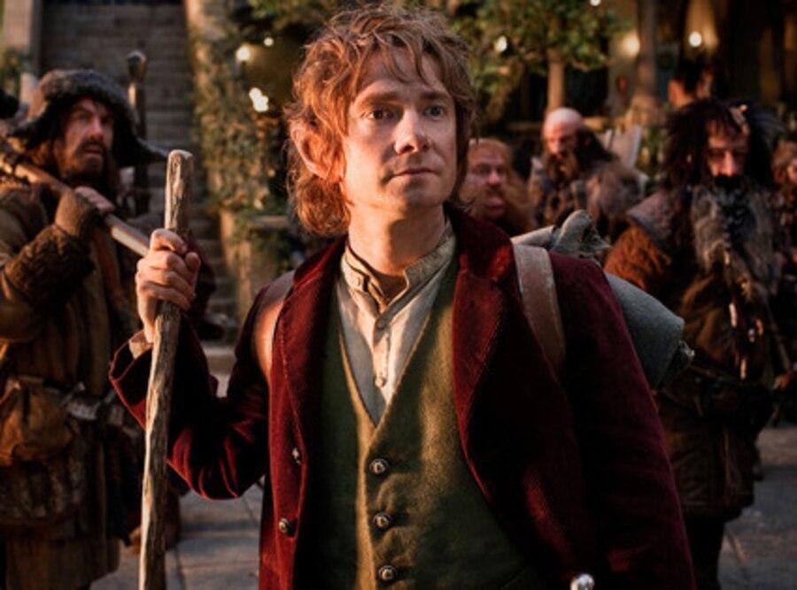 Martin Freeman, The Hobbit
