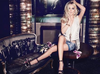 Lindsay Lohan Jag Jeans