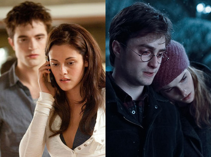 Twilight Saga: Breaking Dawn, Part 1, Harry Potter and the Deathly Hallows, Part 2