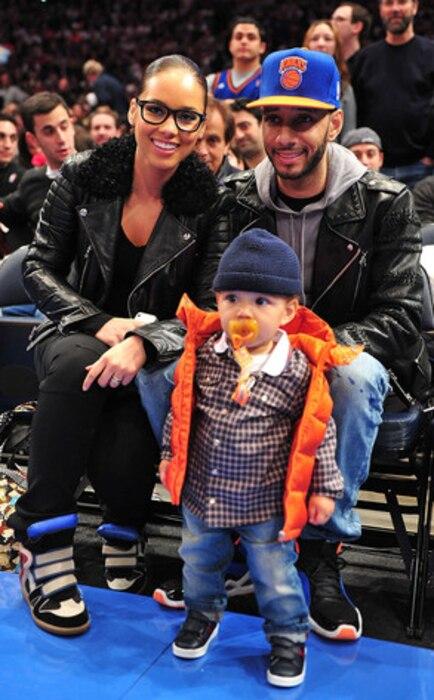 Alicia Keys, Egypt Dean, Swizz Beatz
