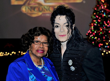 Katherine Jackson, William Hall
