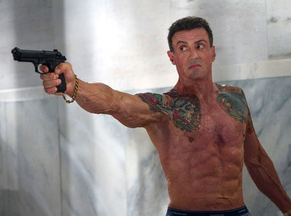 Bullet to the Head, Sylvester Stallone